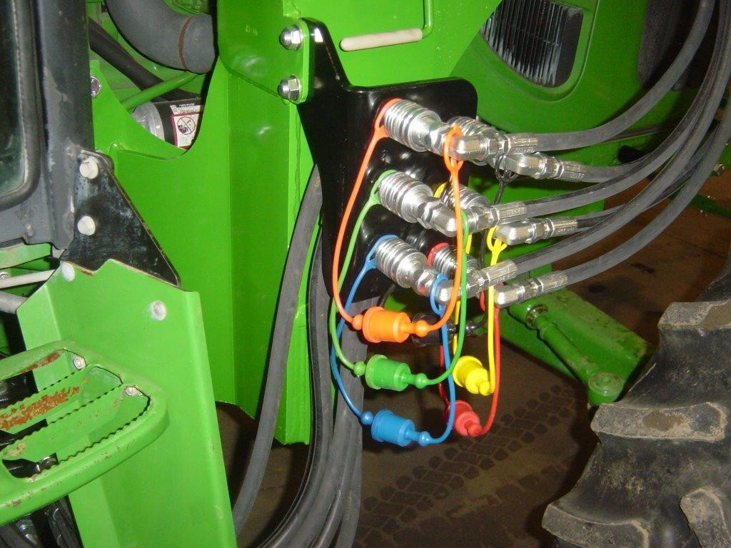 Short Line Parts Complete Joystick Package For Koyker Front John Deere 4040 Wiring Harness 2 Function Pby Included