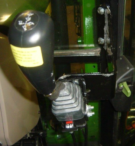 Tractor Joystick And Cables : Short line parts complete joystick package for
