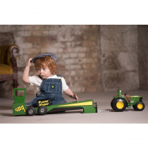 Rugged Toy Tractor Pull Sled Built in the USA - 1/16th Scale