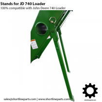Parts for John Deere 740 Loader - Replaces BW13853
