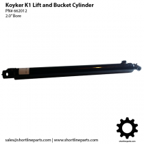 "Koyker K1 Lift and Bucket Cylinder - 2.0"" Bore - 7404"
