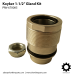 "K670085 - Gland Kit for 1.5"" ID Koyker Cylinder"