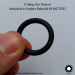 Small O-Ring Included in OEM Koyker Rebuild Kit Part Number K672933
