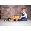 Handcrafted Steel Toy Feeder Wagon - Made in the USA