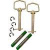 Pin Fastener Kit for JD 640 Park Stands - Replaces PM01601 and W33628