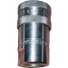 """Pioneer Style Female Coupler for Attachments - 3/8"""" Pipe Thread"""