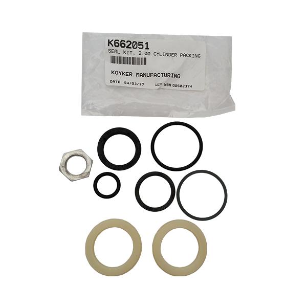 Koyker 110 Front-End Loader Parts
