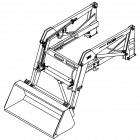 OEM replacement parts for Koyker 150 Loader