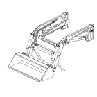 Koyker 160 loader OEM replacement parts