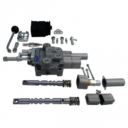 Short Line Parts Replacement Parts For Control Valve Used