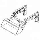 OEM Replacement parts for Koyker 110 Loader