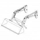 Koyker OEM replacement parts for 125 Loader