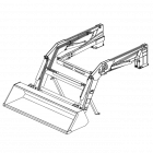 OEM Replacement parts for Koyker 140 Loader