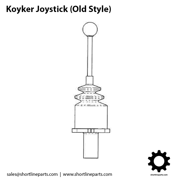 Koyker Loader K5 Replacement Parts